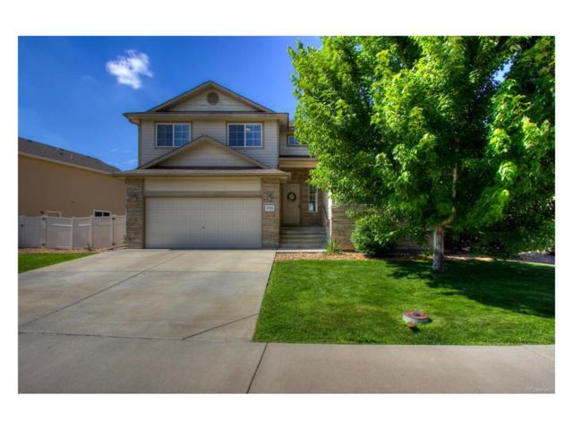 5215 Ruby Avenue, Firestone, CO 80504 (MLS #8460622) :: 8z Real Estate