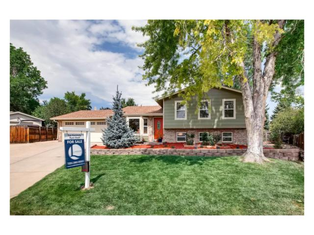 7832 S Lamar Street, Littleton, CO 80128 (#8460952) :: The Griffith Home Team