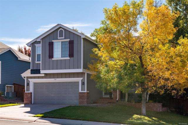 760 Timbervale Trail, Highlands Ranch, CO 80129 (#8460979) :: The DeGrood Team