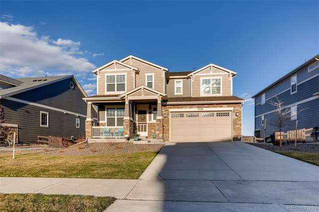 8880 S Duquesne Court, Aurora, CO 80016 (MLS #8461060) :: 8z Real Estate