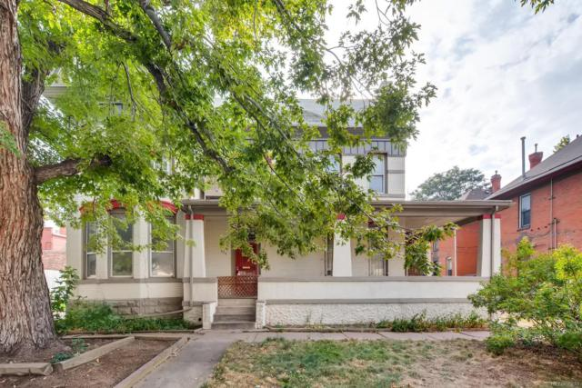 824 27th Street, Denver, CO 80205 (MLS #8461109) :: Kittle Real Estate