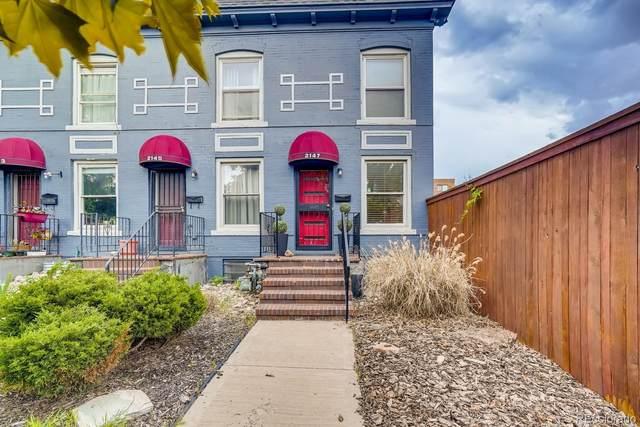 2147 N Marion Street, Denver, CO 80205 (MLS #8461341) :: Wheelhouse Realty