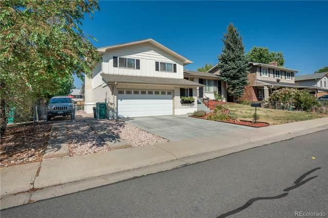 569 S Dudley Street, Lakewood, CO 80226 (#8461906) :: The HomeSmiths Team - Keller Williams
