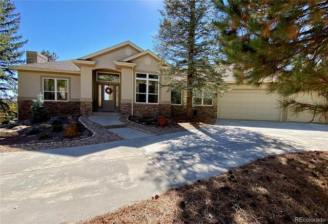 7858 Towhee Road, Parker, CO 80134 (#8462239) :: The Artisan Group at Keller Williams Premier Realty