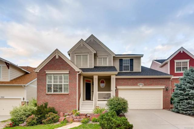 2888 Dragonfly Court, Castle Rock, CO 80109 (MLS #8462358) :: 8z Real Estate