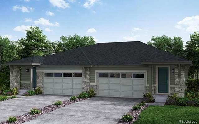 8979 Birch Run Drive, Parker, CO 80134 (#8462370) :: Chateaux Realty Group