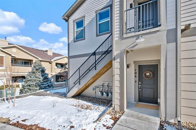 4604 Copeland Circle #104, Highlands Ranch, CO 80126 (#8462682) :: iHomes Colorado