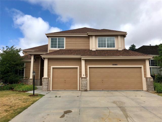 10085 Carnelian Place, Parker, CO 80134 (#8463283) :: Wisdom Real Estate