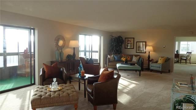 13991 E Marina. Drive #614, Aurora, CO 80014 (#8463657) :: Colorado Home Finder Realty