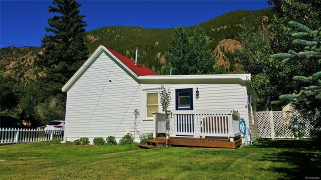 507 10th Street, Georgetown, CO 80444 (MLS #8463827) :: Kittle Real Estate