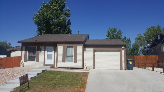 20561 E Coolidge Place, Aurora, CO 80011 (#8463835) :: The Gilbert Group