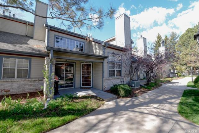 4301 S Pierce Street 4B, Littleton, CO 80123 (#8464470) :: Mile High Luxury Real Estate