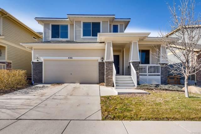 8381 Gardenia Street, Arvada, CO 80005 (#8464650) :: The Heyl Group at Keller Williams