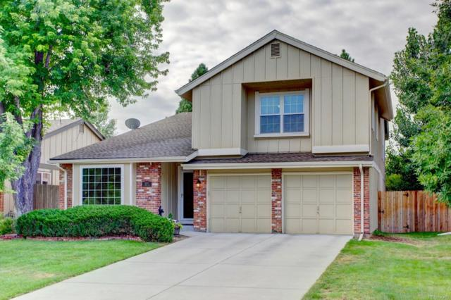8077 S Quince Circle, Centennial, CO 80112 (#8464727) :: The City and Mountains Group