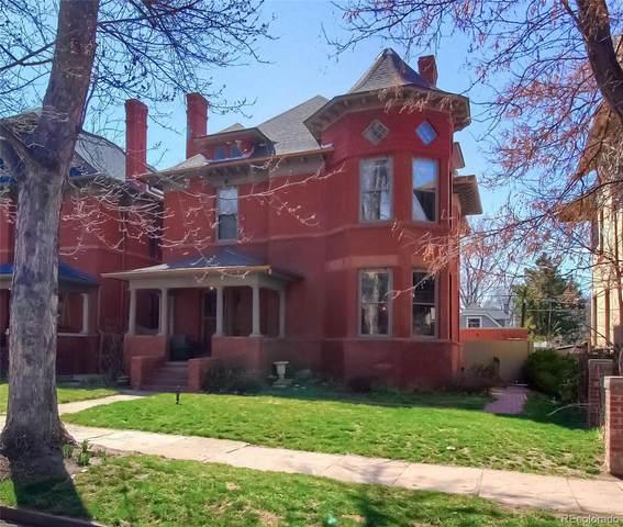 1351 N Franklin Street, Denver, CO 80218 (#8465119) :: Bring Home Denver with Keller Williams Downtown Realty LLC