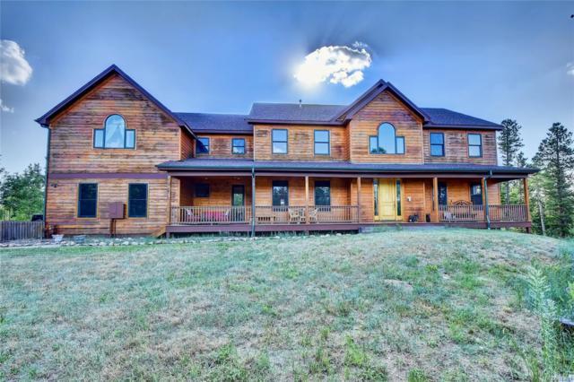 289 Rangeview Road, Black Hawk, CO 80422 (MLS #8465269) :: 8z Real Estate