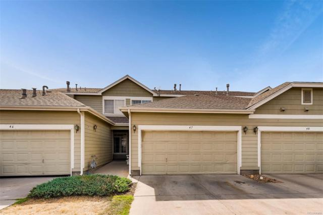 14400 E Albrook Drive #47, Denver, CO 80239 (#8465307) :: The Pete Cook Home Group