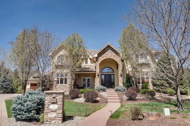 2 Brookhaven Trail, Littleton, CO 80123 (MLS #8465353) :: 8z Real Estate