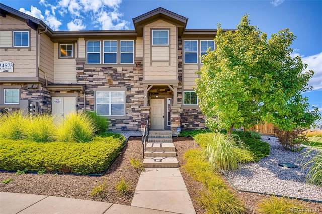 24573 E Hoover Place A, Aurora, CO 80016 (#8465645) :: Own-Sweethome Team