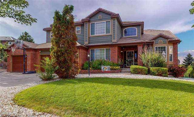 16307 E Maplewood Place, Centennial, CO 80016 (#8465659) :: The HomeSmiths Team - Keller Williams