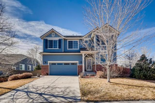 771 Fairdale Court, Castle Rock, CO 80104 (#8466252) :: The Gilbert Group
