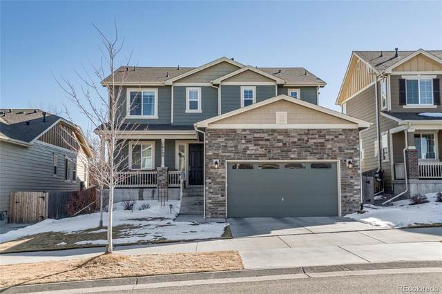 16100 W 62nd Drive, Arvada, CO 80403 (#8466254) :: iHomes Colorado