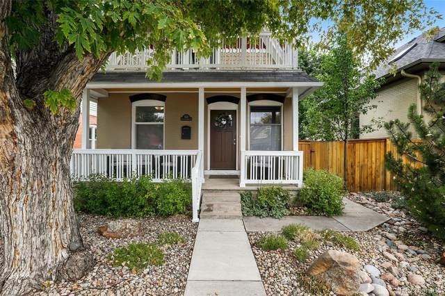 1584 S Clarkson Street, Denver, CO 80210 (#8466369) :: The DeGrood Team