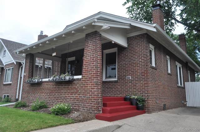 750 S Grant Street, Denver, CO 80209 (#8466563) :: Finch & Gable Real Estate Co.