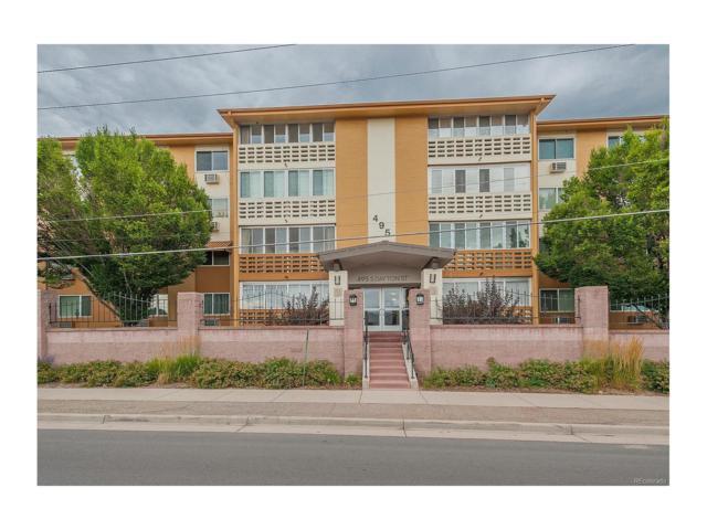 495 S Dayton Street 7A, Denver, CO 80247 (#8466571) :: The Escobar Group @ KW Downtown Denver