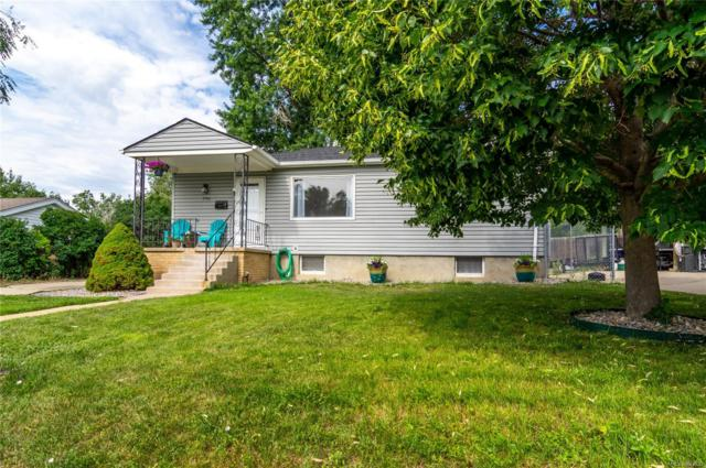 7701 King Street, Westminster, CO 80030 (MLS #8467024) :: 8z Real Estate