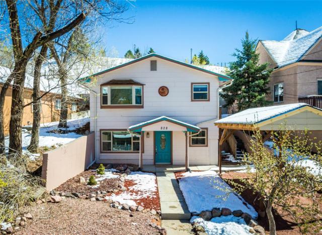 828 W Kiowa Street, Colorado Springs, CO 80905 (#8467272) :: The Peak Properties Group