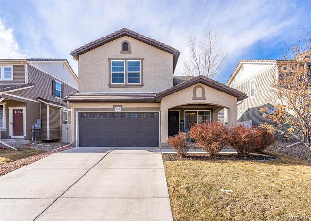 3918 Balsawood Lane, Johnstown, CO 80534 (#8467274) :: The HomeSmiths Team - Keller Williams