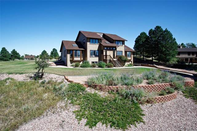 6416 Lakepoint Place, Parker, CO 80134 (MLS #8467361) :: 8z Real Estate