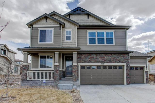 10790 Unity Parkway, Commerce City, CO 80022 (#8467623) :: The Peak Properties Group