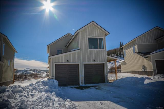 13 Haymaker Street 1B, Silverthorne, CO 80498 (MLS #8467677) :: Bliss Realty Group