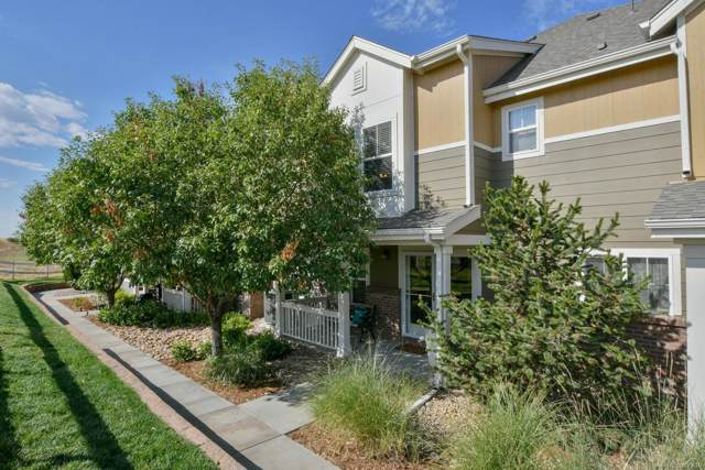 11991 Riverstone Circle 12C, Commerce City, CO 80640 (#8467891) :: The Heyl Group at Keller Williams