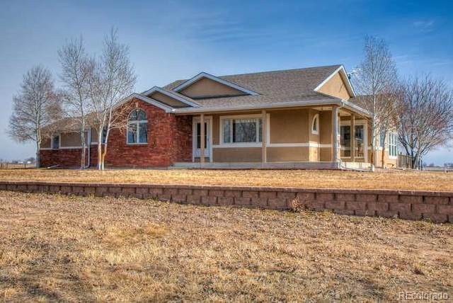 35494 County Road 55, Eaton, CO 80615 (MLS #8467910) :: 8z Real Estate