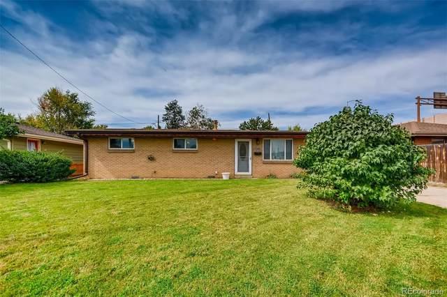 4777 Carr Street, Wheat Ridge, CO 80033 (#8468183) :: My Home Team