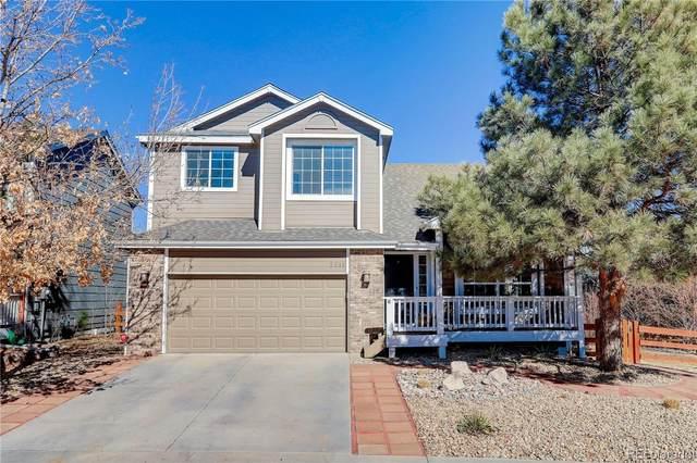 3511 Sawgrass Trail, Castle Rock, CO 80109 (MLS #8468474) :: 8z Real Estate