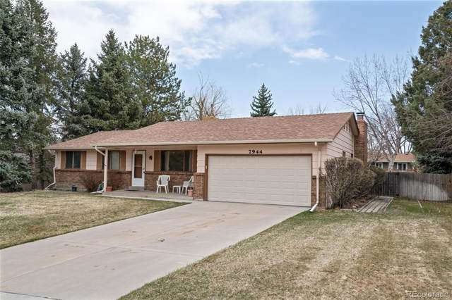 7944 S Newland Court, Littleton, CO 80128 (#8468523) :: The Dixon Group