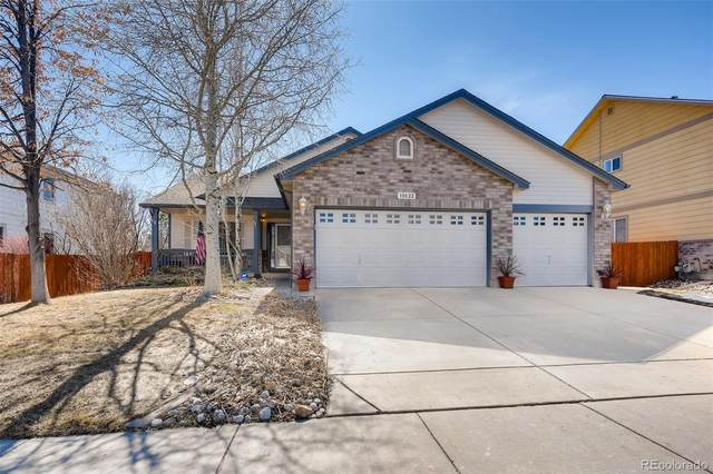 10822 W 54th Place, Arvada, CO 80002 (#8468843) :: The Dixon Group