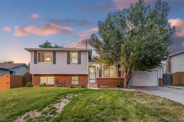 2628 S Cimarron Street, Aurora, CO 80014 (#8469432) :: Finch & Gable Real Estate Co.