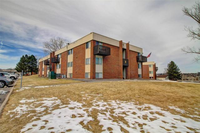 3613 S Sheridan Boulevard #4, Lakewood, CO 80235 (#8469497) :: The Dixon Group