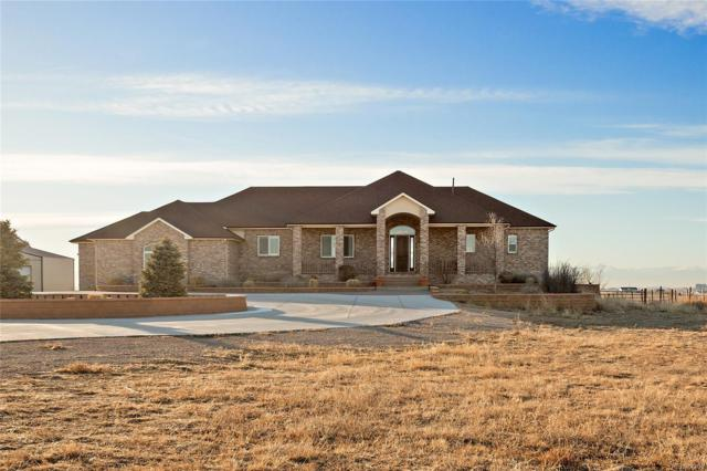 13963 Powhaton Road, Brighton, CO 80603 (#8469539) :: The Peak Properties Group