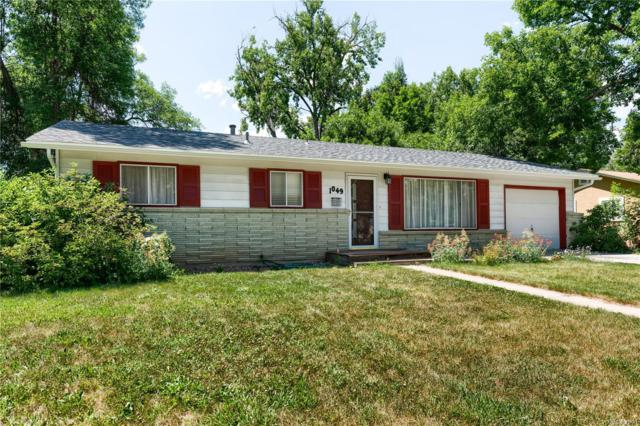 1049 Hillcrest Drive, Fort Collins, CO 80521 (#8469660) :: The Heyl Group at Keller Williams