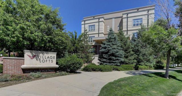 5677 S Park Place 101D, Greenwood Village, CO 80111 (#8470062) :: The City and Mountains Group