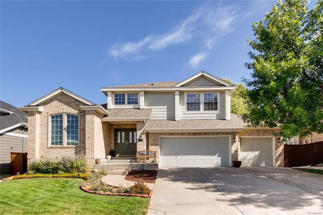 10550 Stonewillow Drive, Parker, CO 80134 (#8470134) :: RazrGroup
