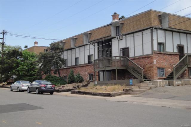 2700 S Holly Street #106, Denver, CO 80222 (#8470196) :: The HomeSmiths Team - Keller Williams