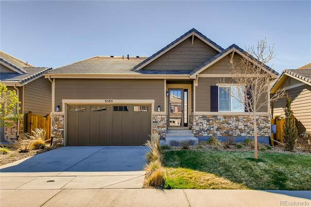 9585 Kentwick Circle, Englewood, CO 80112 (#8470197) :: The Griffith Home Team