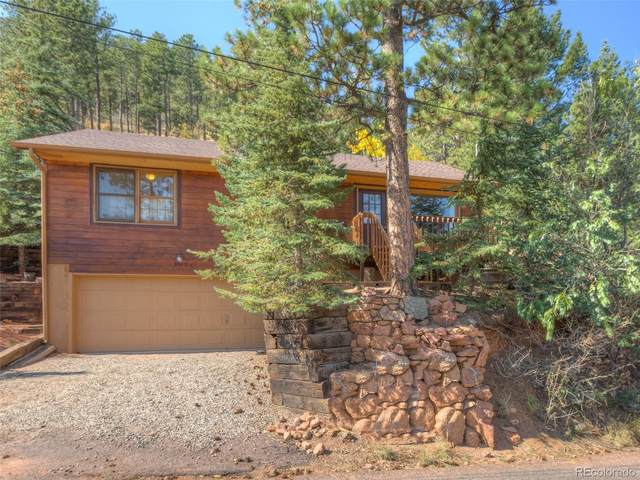 9905 Mountain Road, Cascade, CO 80809 (#8470276) :: Bring Home Denver with Keller Williams Downtown Realty LLC